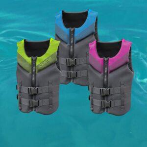 Neoprene jackets